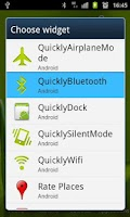 Screenshot of QuicklyBluetooth
