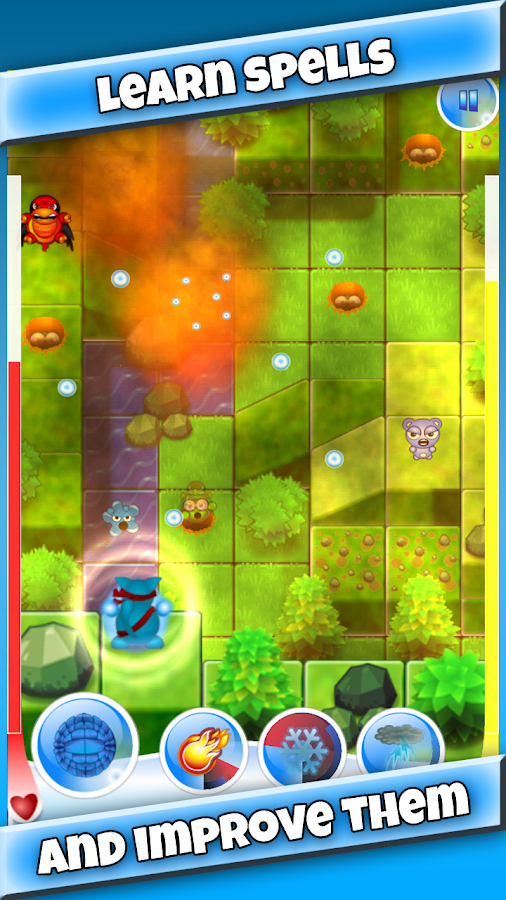 War Of Wizards- screenshot