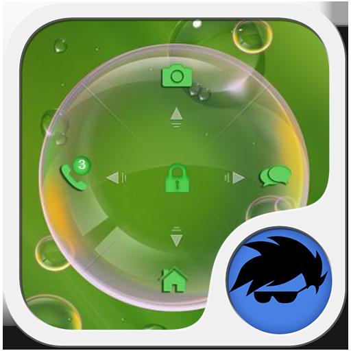 个人化のロック画面のカスタマイズ LOGO-記事Game