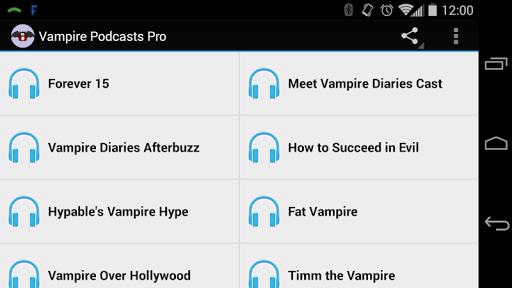 Vampire Podcasts Free