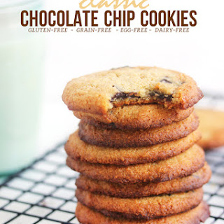 Classic Chocolate Chip Cookies {Pale & Egg-Free} Recipe