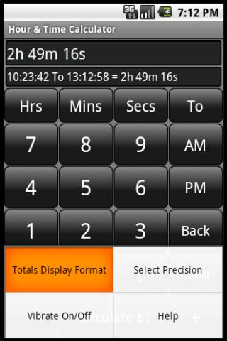 Download Hour & Elapsed Time Calculator Google Play