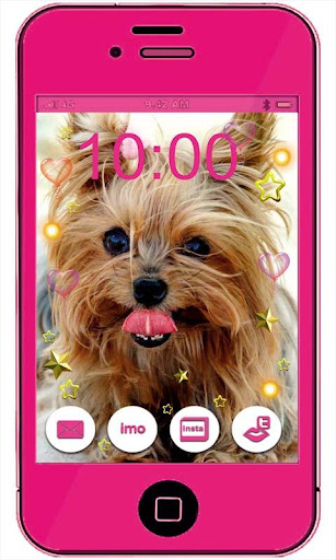 Small Dogs live wallpaper