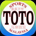 Malaysia Sports Toto Live Free icon