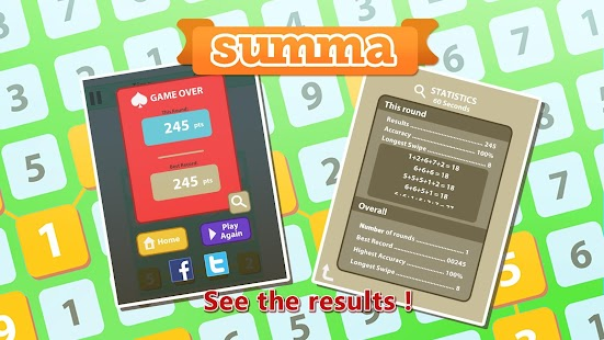 Summa!- screenshot thumbnail