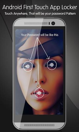 Touch App Locker
