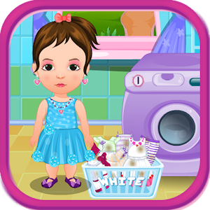 Home Laundry Girls Games for PC and MAC