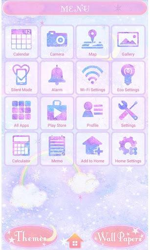 Pasitel Theme-Cloudy Night- 1.0 Windows u7528 3
