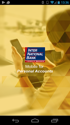 INB Mobile Personal Banking