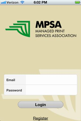 MPSA - screenshot