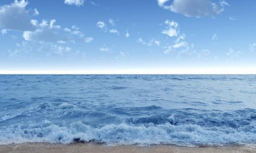 바다 배경 화면