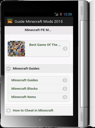 Guide Minecraft Mods 2015