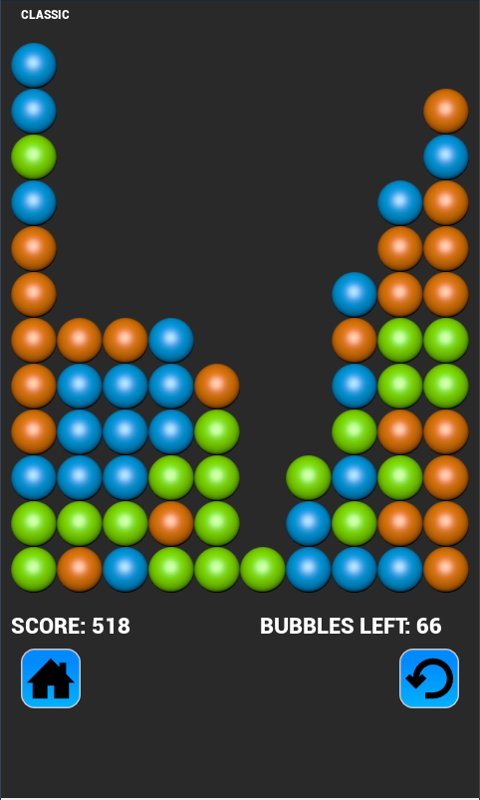 Bubble Bubbles- screenshot