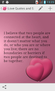 Love Quotes And Sayings Apps On Google Play Free Android App Market