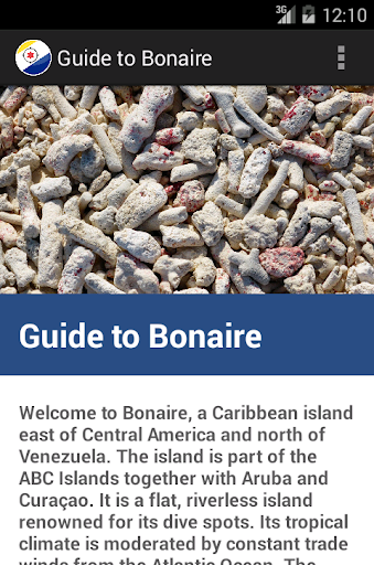 Free guide to Bonaire