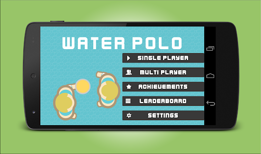 Water Polo Game Screenshot