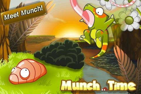Munch Time Lite- screenshot