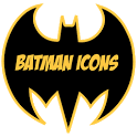Batman icon pack Apex Nova ADW icon