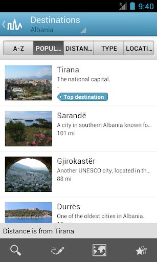 Albania Guide by Triposo