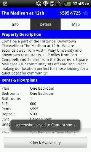 【免費旅遊App】Clarksville, TN Apartments-APP點子