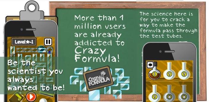 Crazy Formula