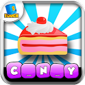 Candy Words Crush Them icon