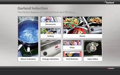 Manitowoc Garland Induction- screenshot thumbnail