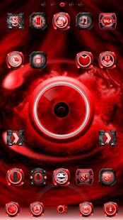 Ultimate EYE Phone GO Theme - screenshot thumbnail