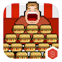 Burger Eating Diner King icon