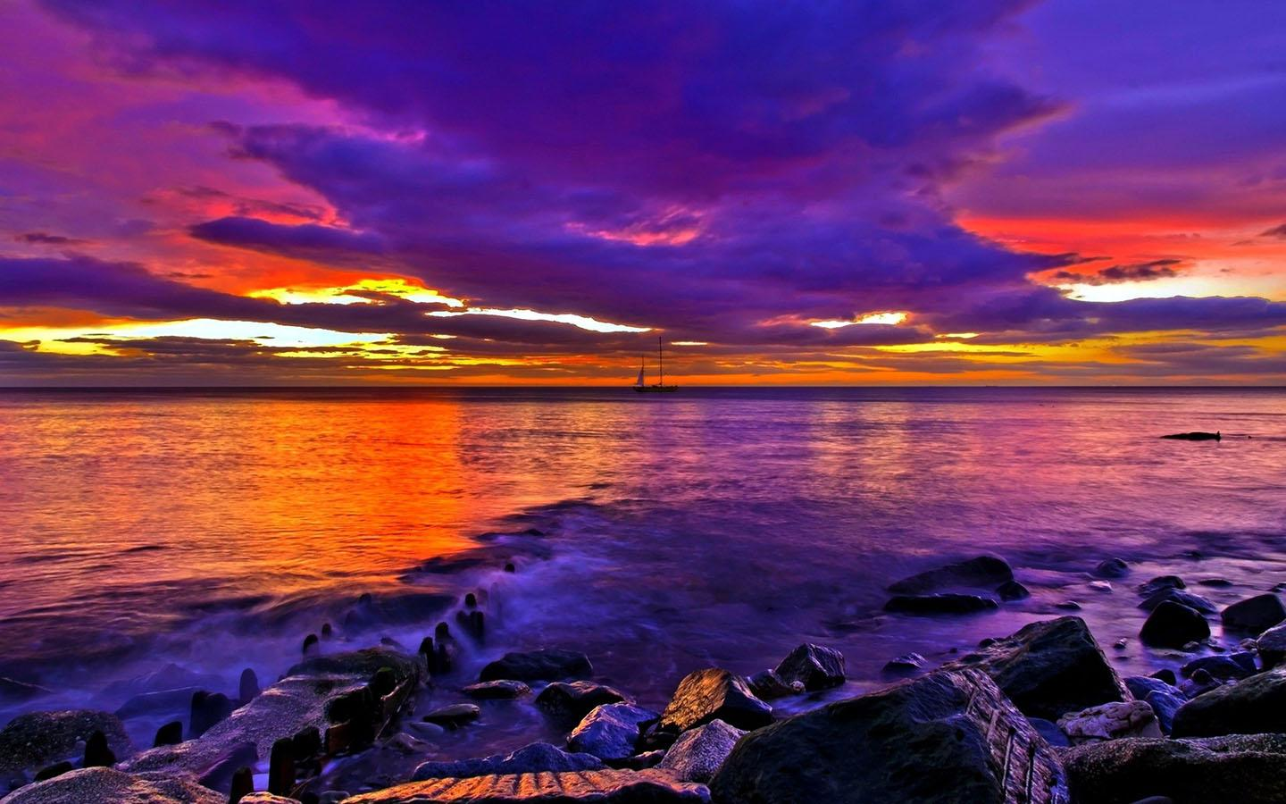 sunset wallpaper android apps on google play