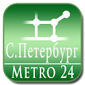 Saint Petersburg (Metro 24) logo