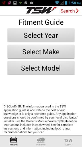 TSW Wheel Fitment Guide