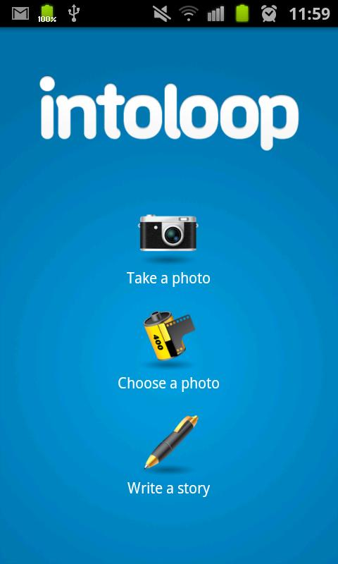 Intoloop - screenshot