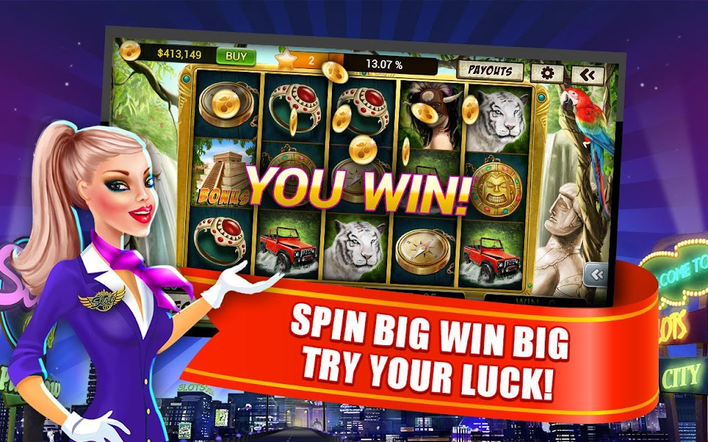 Slot City - Slot Machines screenshots