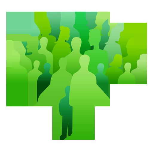 Volunteer Time Tracking LOGO-APP點子