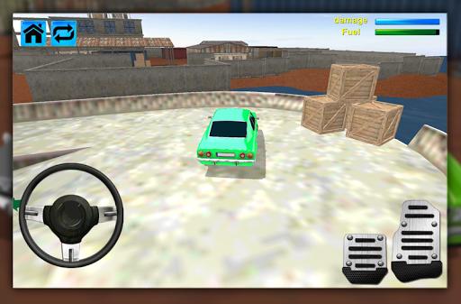貨運車運輸車2 3D