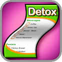 Detox Diet Shopping List logo