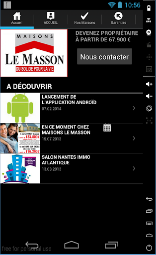 Maisons Le Masson