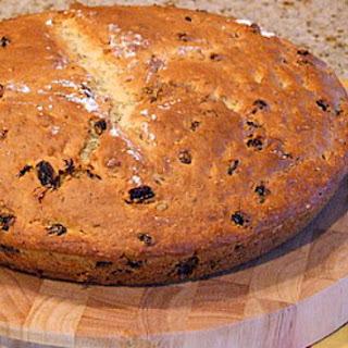 Irish Soda Bread with Raisins and Caraway