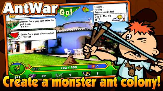 How to get Ant War 1.11 unlimited apk for pc