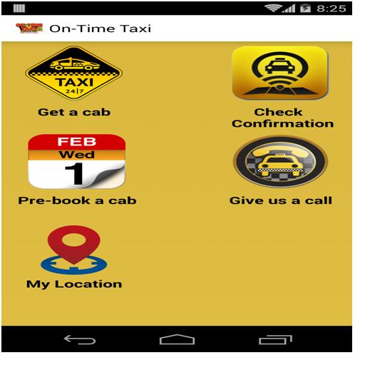 On-Time Taxi 交通運輸 App LOGO-APP試玩