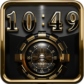 Imperator Digital Clock Widget