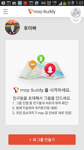 T map Buddy