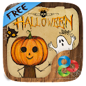 HalloweenClick GOLauncherTheme icon