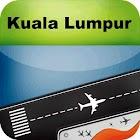 Kuala Lumpur Airport KUL Flight Tracker icon