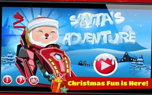 Santa Adventure- screenshot thumbnail