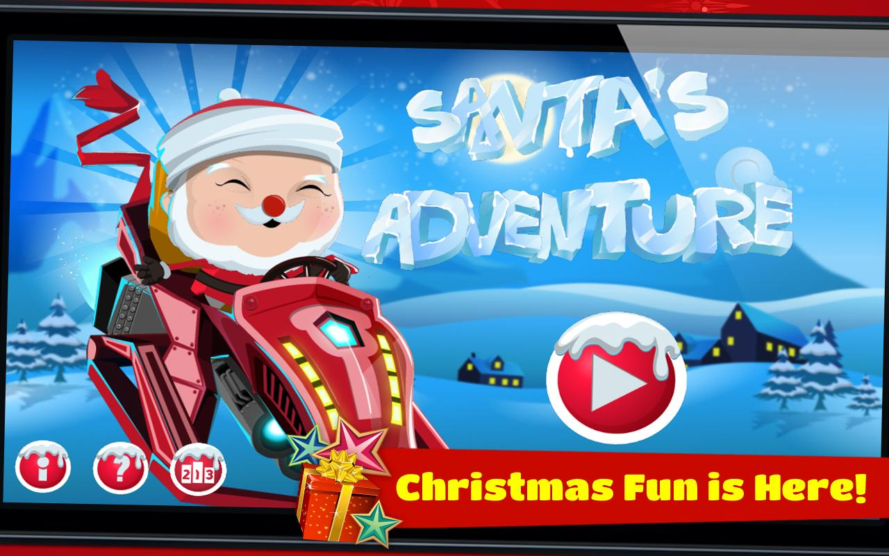 Santa Adventure- screenshot