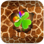 Giraffe HD GO Launcher Theme
