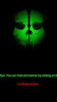 Screenshot of Ghost Detector Spectrum
