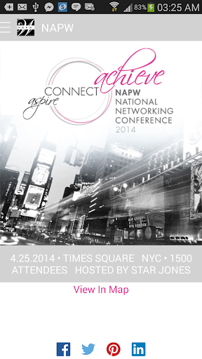 NAPW - NETWORKING FOR WOMEN